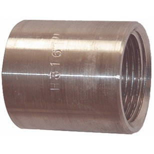 Female socket - Stainless steel 316L