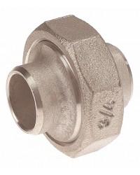 Sphero conical Butt welding / Butt welding union for welding - 3 pieces