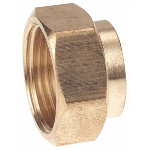 Reducing Brass socket - F/F