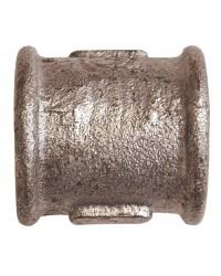 Manchon Femelle / Femelle - Fonte galvanisée