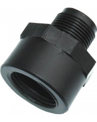 Reduced Hexagonal bushing - F/M