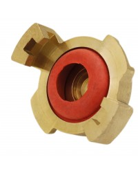 Express fitting - Male - With small red gasket hole (NBR)
