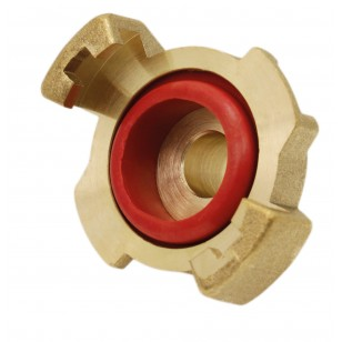 Express fitting - Male - With large red gasket hole (NBR)