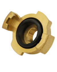 Express fitting - Female - With large black gasket hole (NBR)