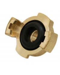 Express fitting - Female - With small black gasket hole (NBR)