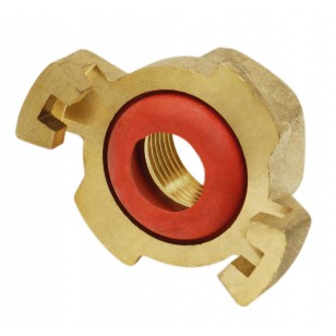 Express fitting - Female - With small red gasket hole (NBR)