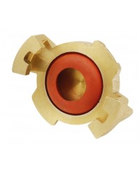 Plug - With small red gasket hole (NBR)