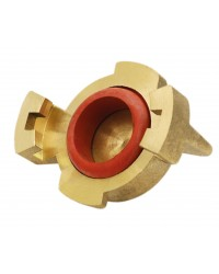 Plug - With large red gasket hole (NBR)