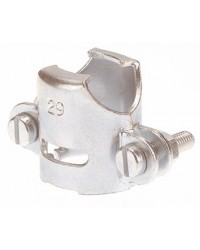 Hose clamp - Galvanized steel - For Hosed fitting