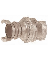Sysmetrical aluminium reduced coupling