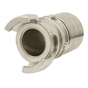 304 Stainless steel Guillemin coupling - Female threaded with locking ring