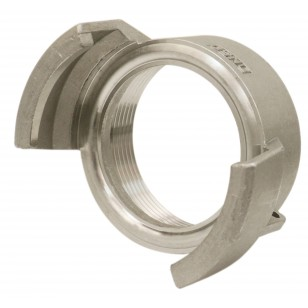 304 Stainless steel Guillemin coupling - Female threaded without locking ring