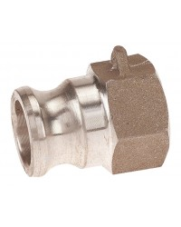 Adaptateur femelle - Type A - Aluminium