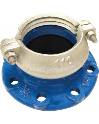 "Self-stop Flange ""LOCK"" for UPVC pipe"