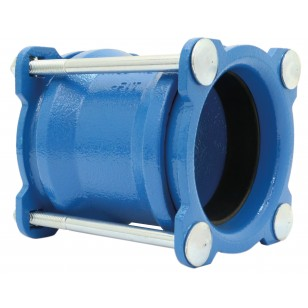 Pipe connection coupling for UPVC pipe