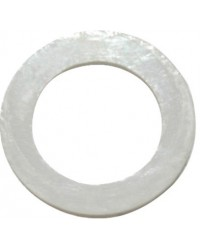 Santoprene quality gaskets for water meter ND 15 and 20 mm
