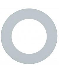 Flanged gasket - PTFE virgin - Ep 2 mm