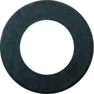 Flanged gasket - Pure graphite strip with sproket - Ep 2 mm