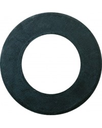 Flanged gasket - Pure graphite strip with sproket - Ep 3 mm