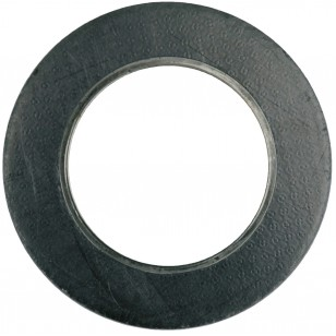 Flanged gasket -Pure graphite strip with sproket - Ep 3 mm