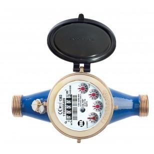 Multijet water meter - Horizontal mounting - Cold water