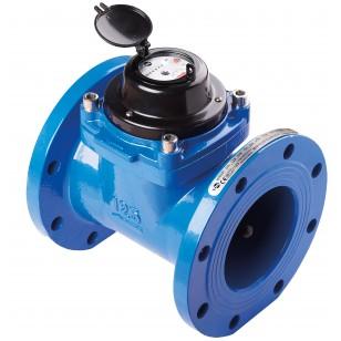 Compteurs d'eau à turbine woltman - Eau froide