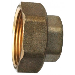 2 pieces fitting - Female x Swivel nut