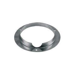 Stainless steel flange for pressure gauge Ø 63