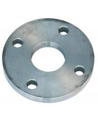 Flat welding flanges