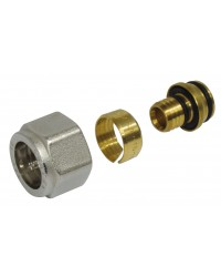 Raccord à compression 3/4EK pour tube multicouche