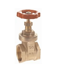 Hot forged brass valve -Full bore - F/F