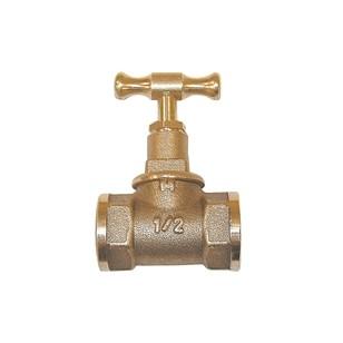 Air-release valve - F/F - Brass body - Standard head