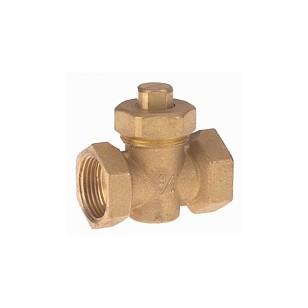 Packed plug valve - Female / Female