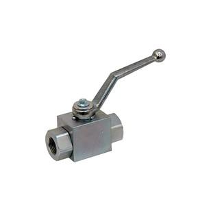 2 ways ball valve - F/F