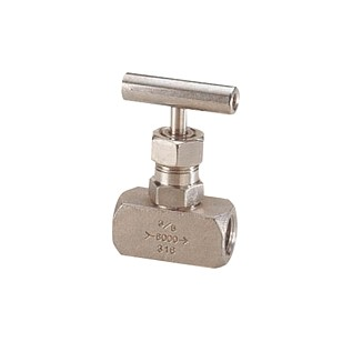 Stainless steel 316 Nozzle valve - F/F