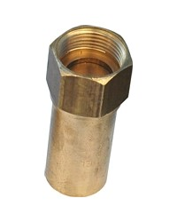 female water hammer absorber