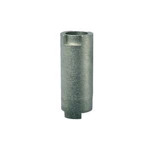 Extension pipe for aluminium lever