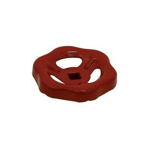 Red handwheel for full bore valve - ref 215