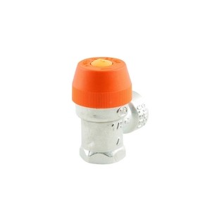 Relief valve - F/F - 1/2'' - For solar system