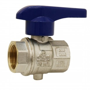 Butterfly valve - F / F - Butterfly handle