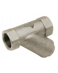 Filtre Y inox 316 - Femelle / Femelle