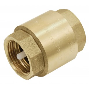 "Brass multi positions check valves - ""Industrial series"" - YORK ® - Nylon lift type check valve"