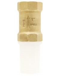 Clapet crépine monobloc - Série industrie - BLOCK ® - Obturateur en polymère - Crépine polymère