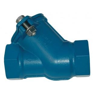 Check valves - Ball type - Tapped