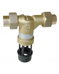 Non controlable backflow preventer - F/F
