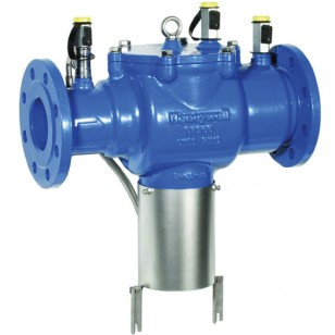 Controlable backflow preventers - PN 10 flanges