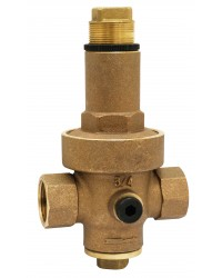 Pressure reducing valve with diaphragm - Bronze - Female / Female
