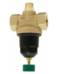 Pressure regulating valves with diaphragm - Female / Female - For compressed air network