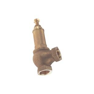 Canalized safety valve - CE